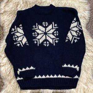 Vintage Partners by Mervyn's Christmas Sweater